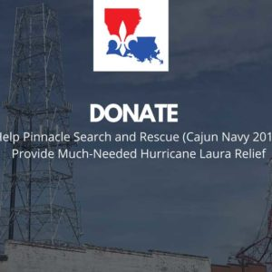 donate to cajun navy 2016 hurricane laura relief