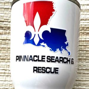 pinnacle search and rescue rtic thermal mug